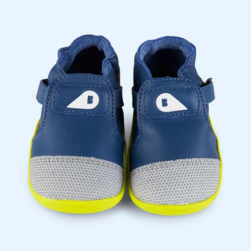 Cobalt & Citrus Bobux Xplorer Origin Trainer