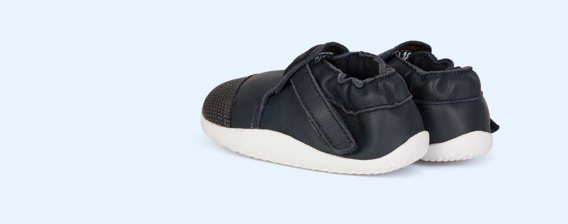 Navy Bobux Step Up Xplorer Origin Trainer