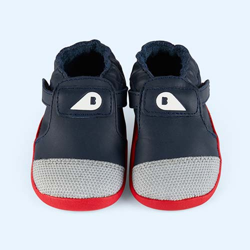 Navy & Red Bobux Xplorer Origin Trainer
