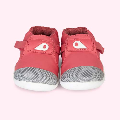 Fuschia Bobux Xplorer Origin Trainer