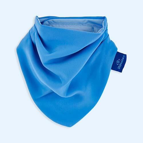 Blue Bibetta Super Soft Dribble Bib