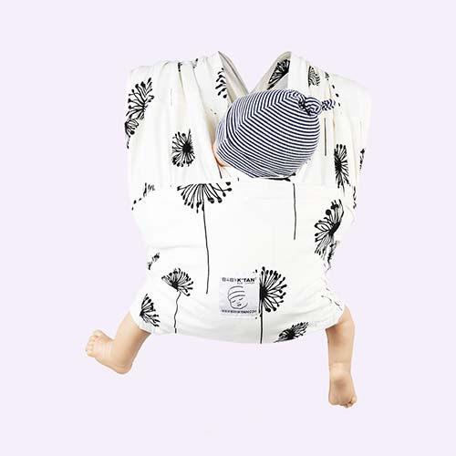 Dandelion Baby K'tan Original Printed Wrap Carrier