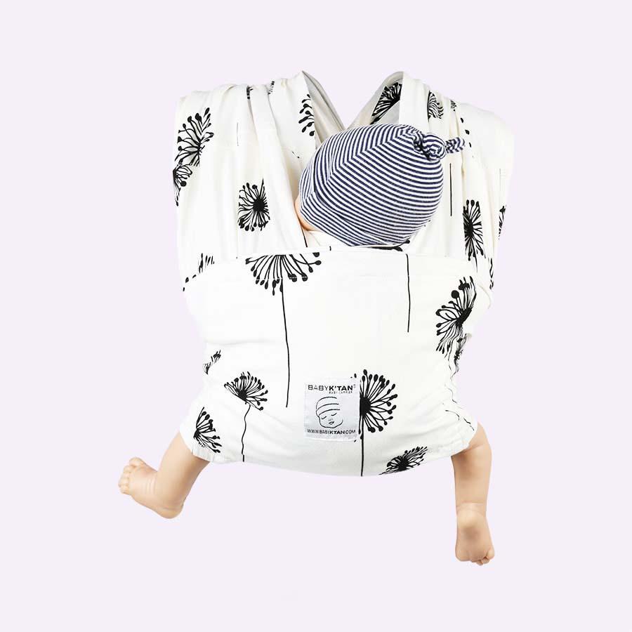 Dandelion Baby K'tan Original Printed Wrap Carrier