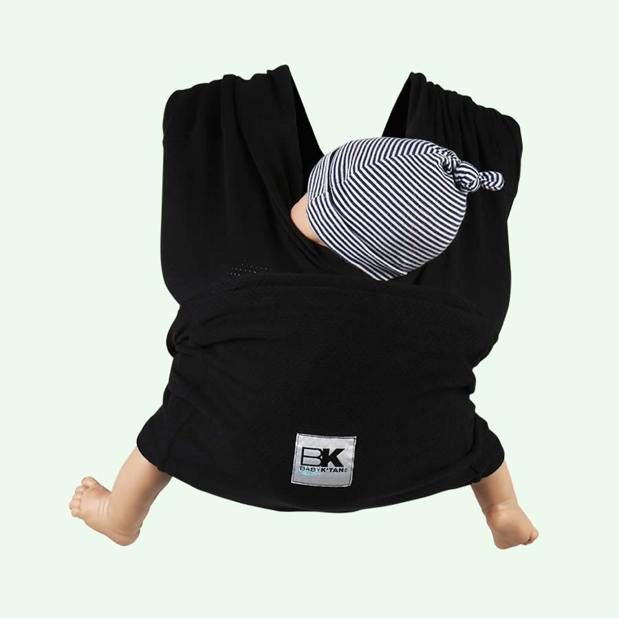 Buy The Baby K Tan Breeze Wrap Baby Carrier At Kidly