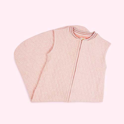 Pink Kidscase Lux Sleeping Bag
