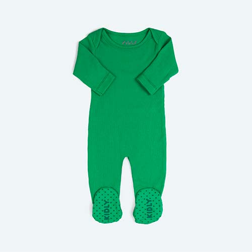 Blarney KIDLY's Own Ribbed Footed Sleepsuit
