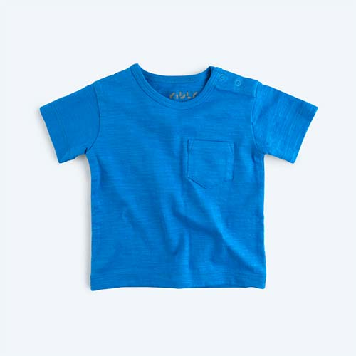 Methyl Blue KIDLY's Own Pocket Tee