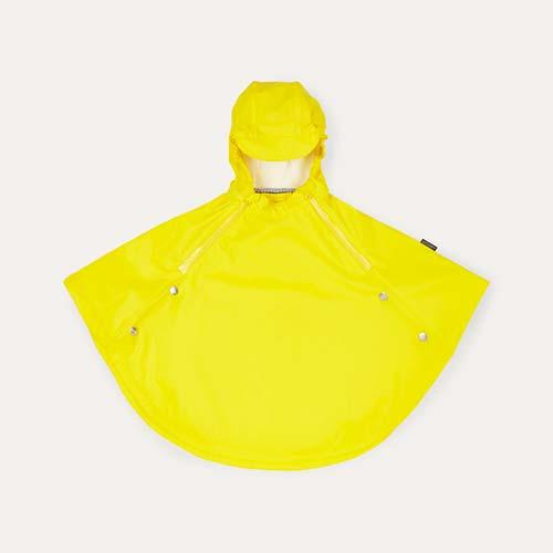 Vibrant Yellow GOSOAKY Unisex Rain Cape