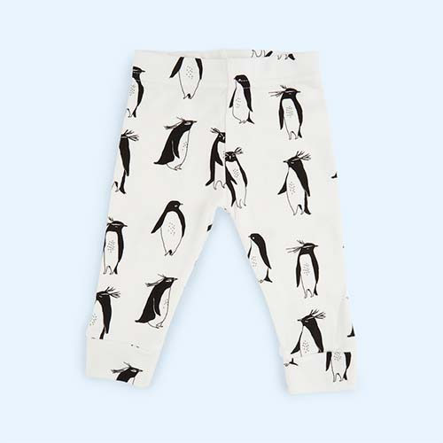 White tobias & the bear Rocky & Co Legging