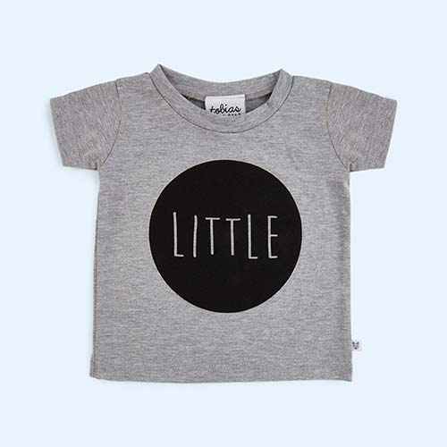 Grey tobias & the bear Little Tee