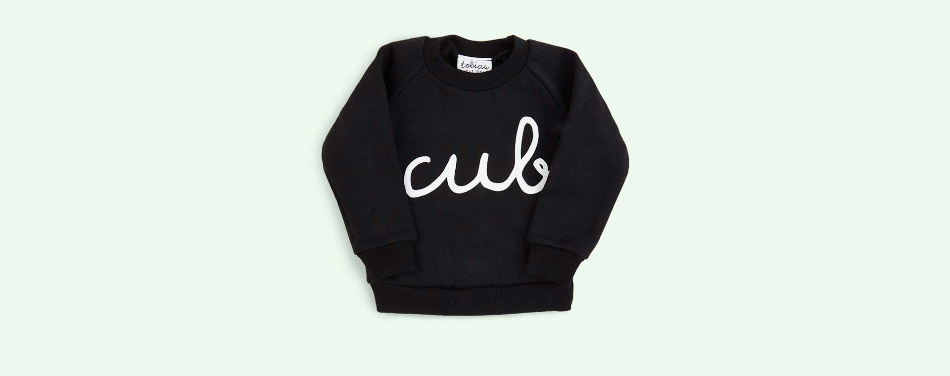 Black tobias & the bear Cub Sweatshirt
