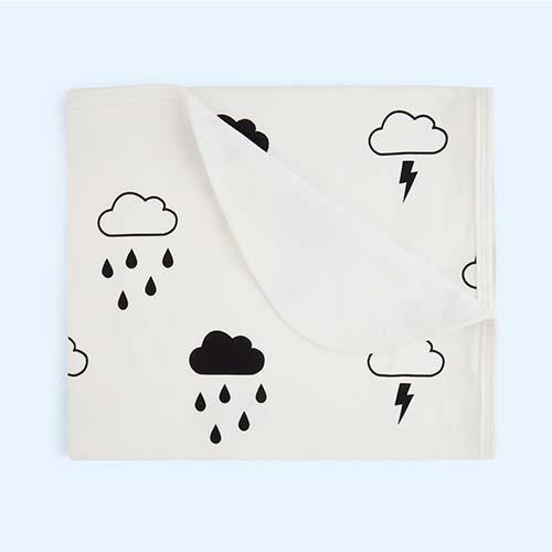 Storm Boy tobias & the bear Baby Blanket