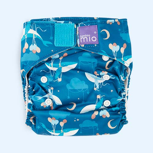 Sky Ride Bambino Mio Miosolo All-In-One Nappy