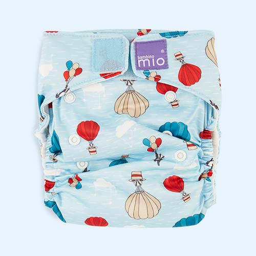 Sail Away Bambino Mio Miosolo All-In-One Nappy