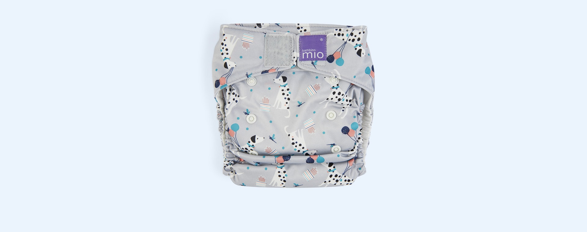 Puppy Party Bambino Mio Miosolo All-In-One Nappy