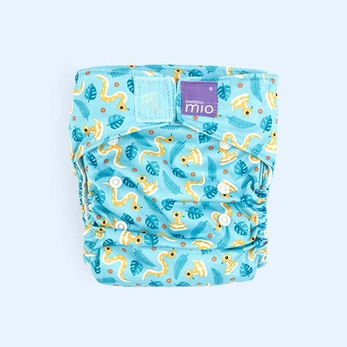 Jungle Snake Bambino Mio Miosolo All-In-One Nappy