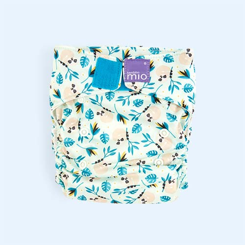 Swinging Sloth Bambino Mio Miosolo All-In-One Nappy