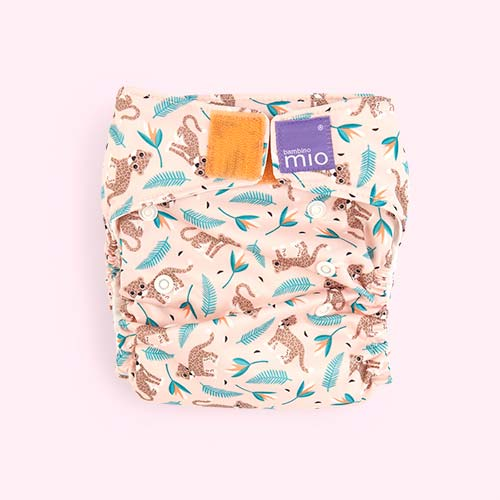 Wild Cat Bambino Mio Miosolo All-In-One Nappy