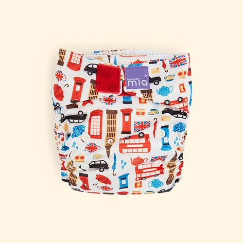 GB Bambino Mio Miosolo All-In-One Nappy