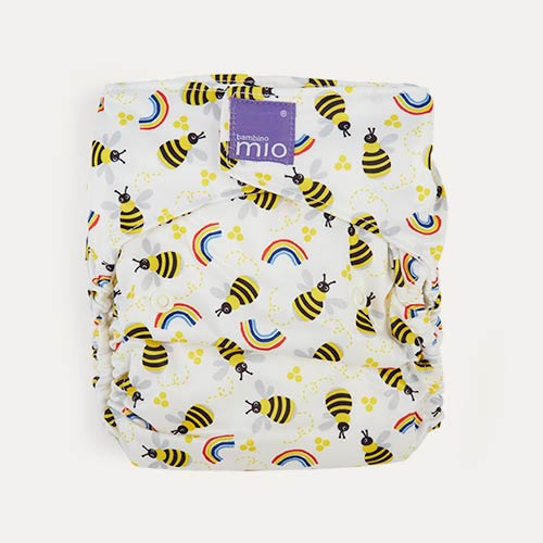 Honey Beehive Bambino Mio Miosolo All-In-One Nappy