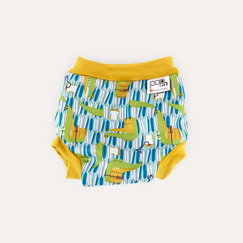 Crocodile Close Swim Nappy