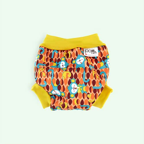 Monkey Close Swim Nappy