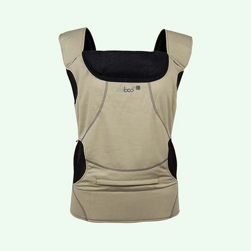 Khaki Close Caboo DX Go Carrier