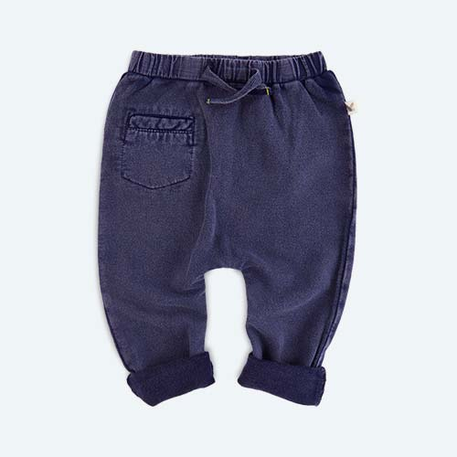 Navy KIDLY's Own Lightweight Jogger