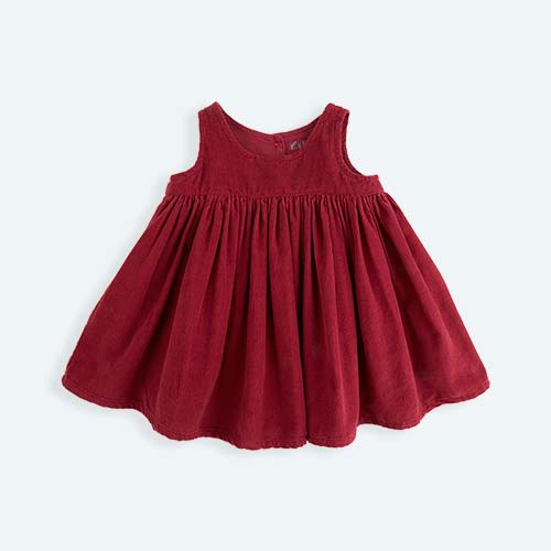 Sangria KIDLY's Own Cord Pinafore Dress