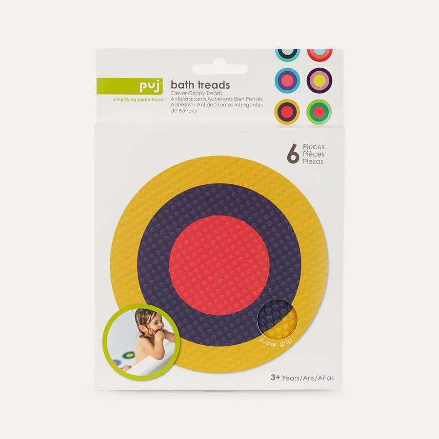 Multi Puj Treads Grippy Bath Stickers