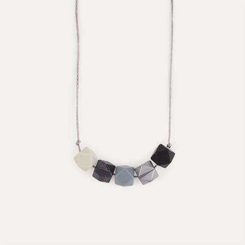 Luna Lara + Ollie Teething Necklace