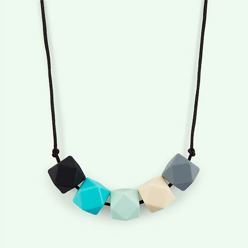 Molly Lara + Ollie Teething Necklace