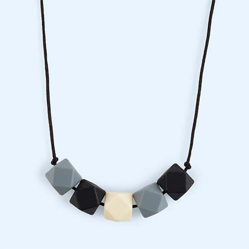 Grace Lara + Ollie Teething Necklace