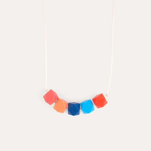 Brights Lara + Ollie Teething Necklace