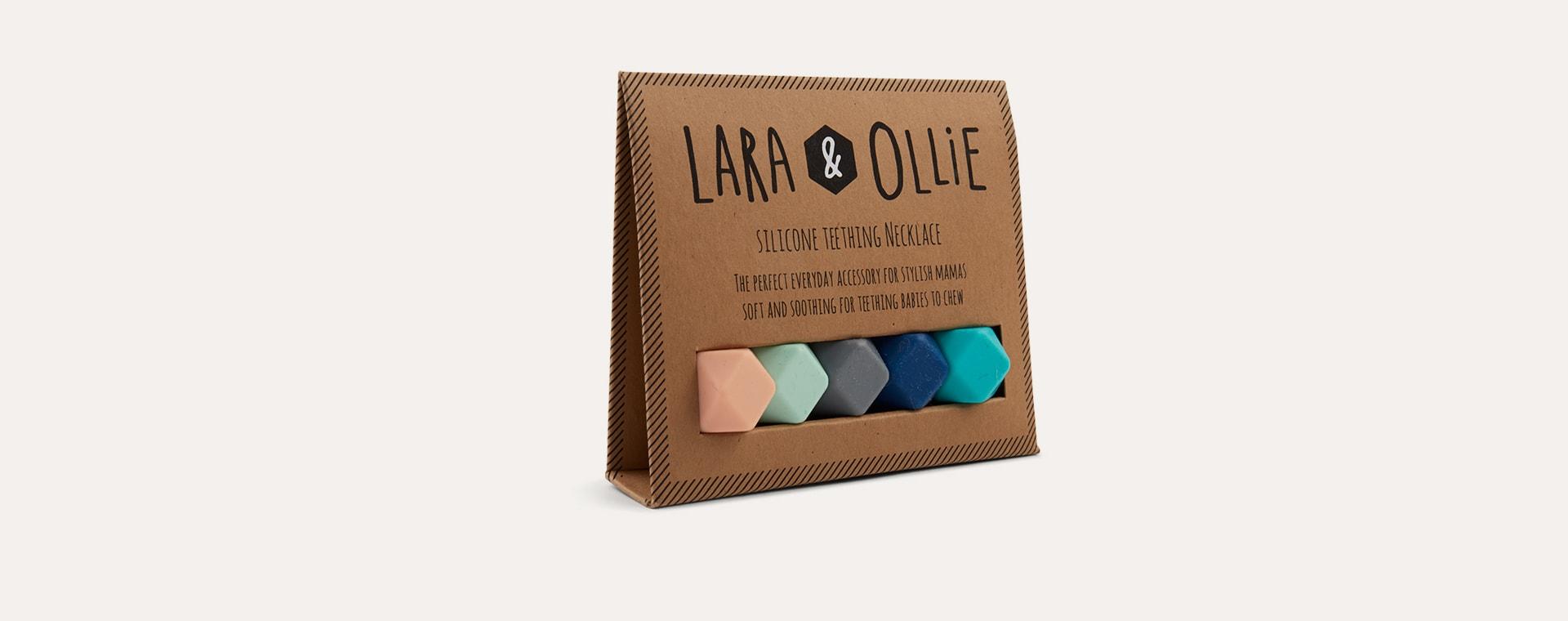 Sophia Lara + Ollie Teething Necklace