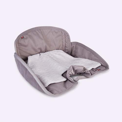 Grey Day Close Car Seat Protector