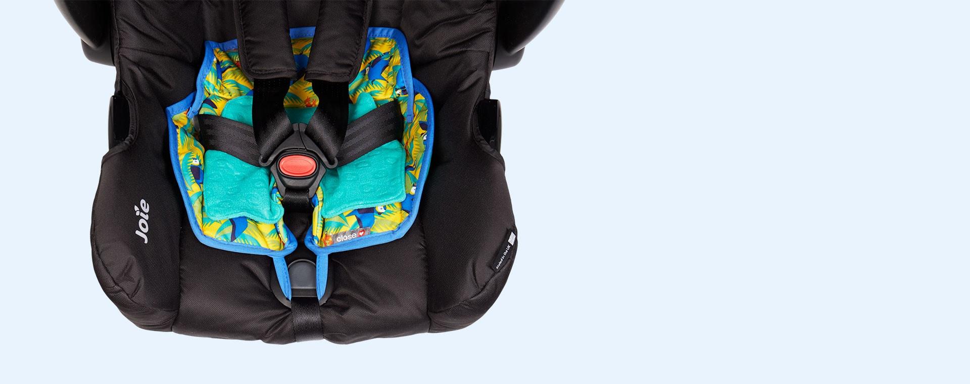 Parrot Close Car Seat Protector