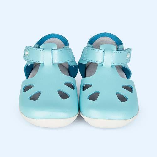 Aqua Bobux Step Up Classic Zap Sandal