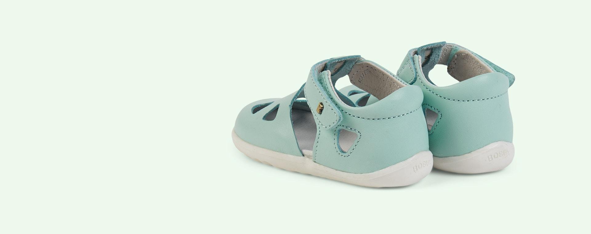 Mint Bobux Step Up Classic Zap Sandal
