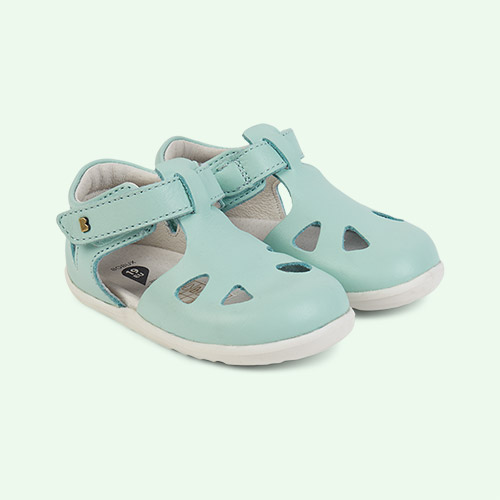 Mint Bobux Step Up Classic Zap Sandal