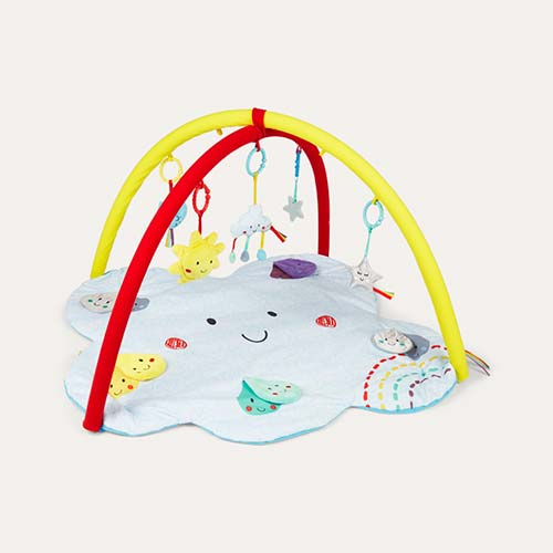 Multi East Coast Nursery Little Rain Cloud Musical Play Gym
