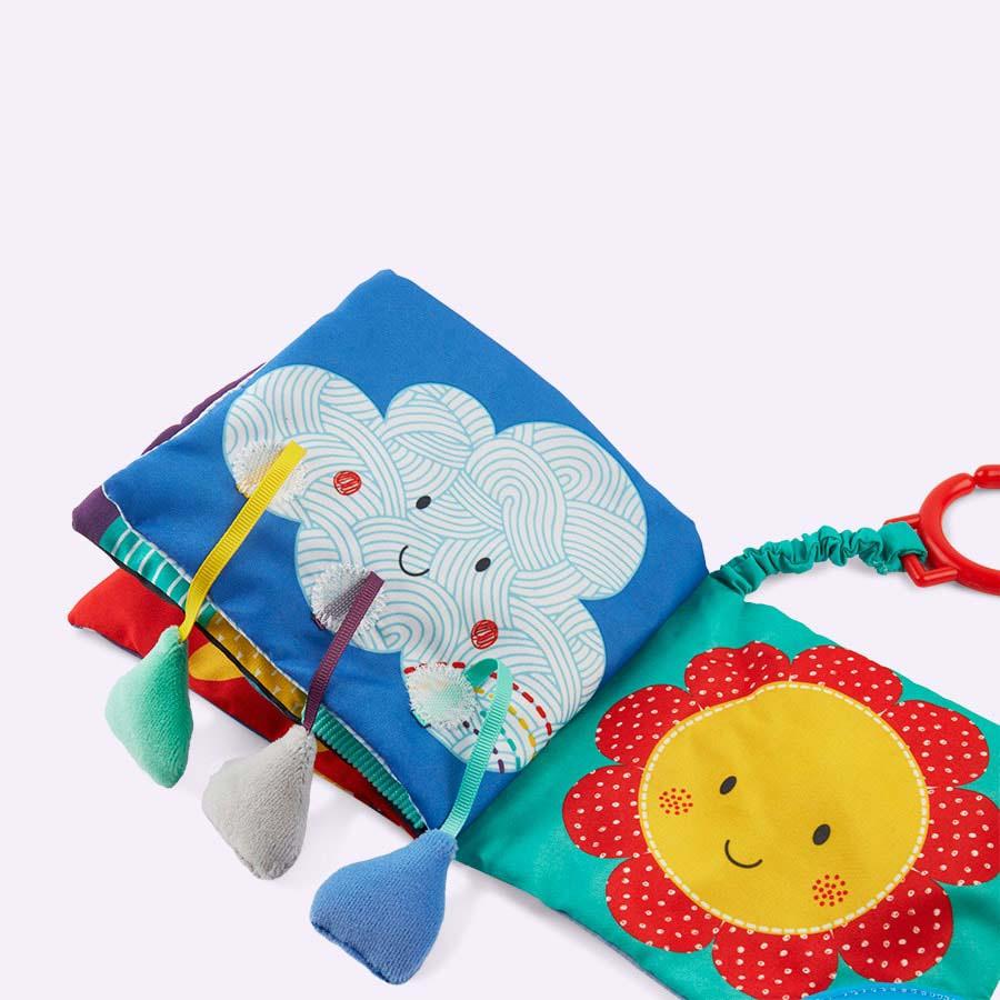 Multi East Coast Nursery 'Say Hello' Stroller Book