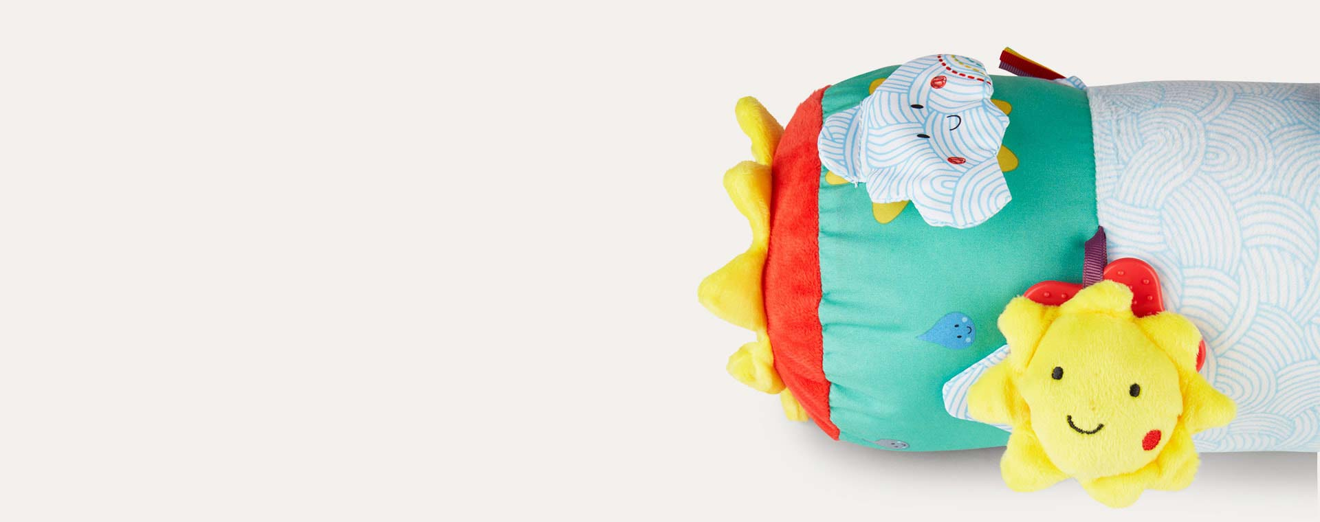 Multi East Coast Nursery 'Say Hello' Tummy Time Discovery Toy