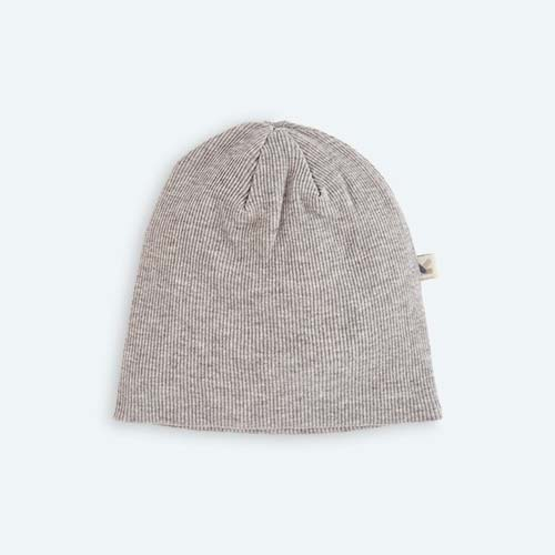 Marl KIDLY's Own Ribbed Beanie