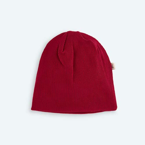 Sangria KIDLY's Own Ribbed Beanie