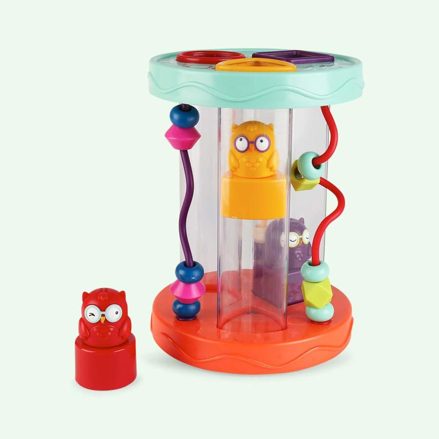 Multi B. Toys Hooty-Hoo