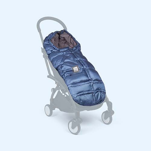 Metallic Steel 7 A.M. Enfant Blanket 212 Evolution