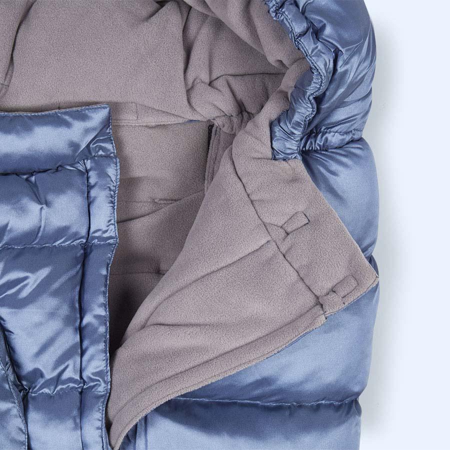 Metallic Steel 7 A.M. Enfant Blanket 212 Evolution