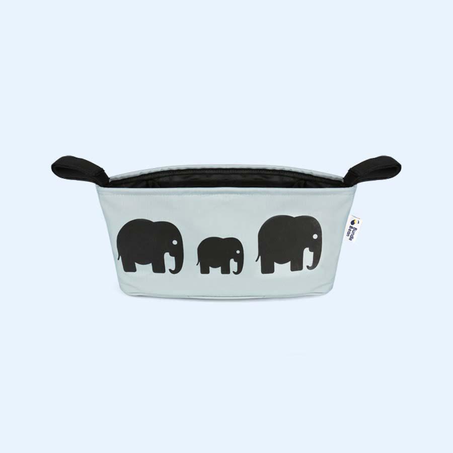 Elephant Bundle Bean Stroller Organiser
