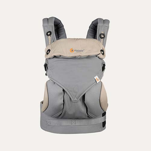 Grey Ergobaby 360 Baby Carrier